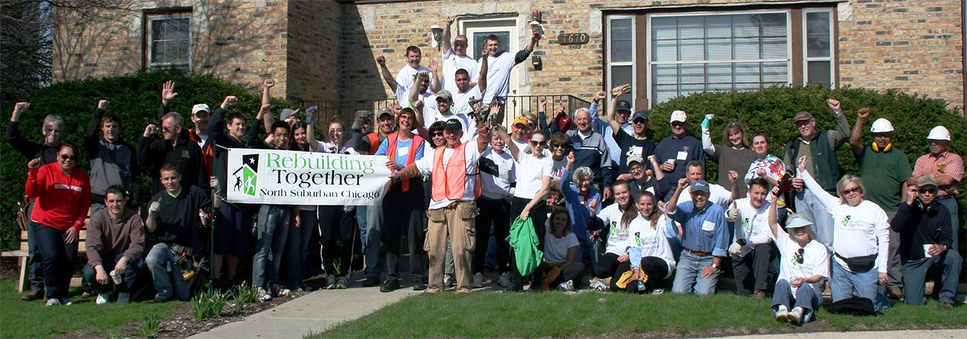 Rebuilding Together North Suburban Chicago